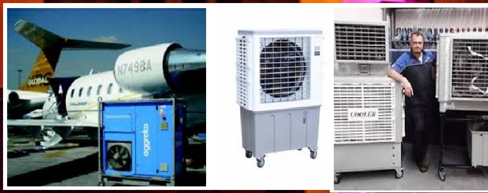 Misting Systems For Ac Units : Outdoor cooling misting system coolers